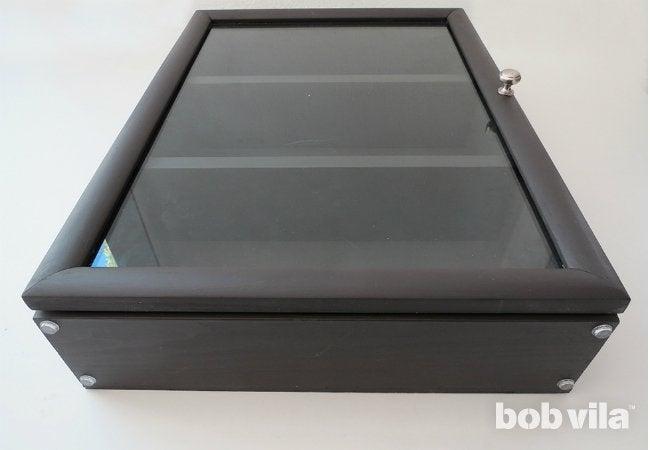 DIY Shadow Box - Step 12