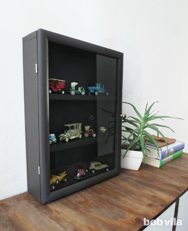 Diy Shadow Box Bob Vila