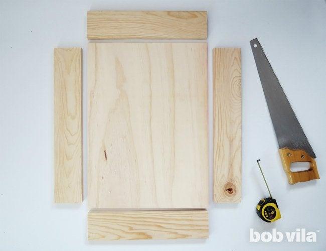 Diy Shadow Box Bob Vila