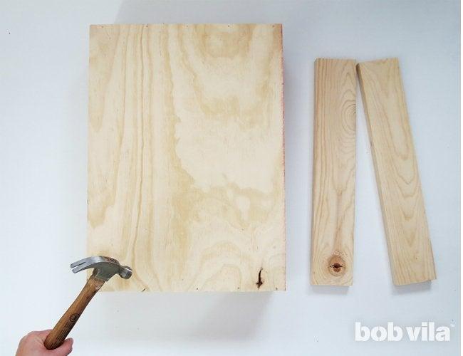 DIY Shadow Box - Step 4