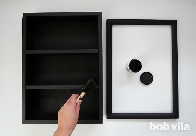 DIY Shadow Box - Step 7