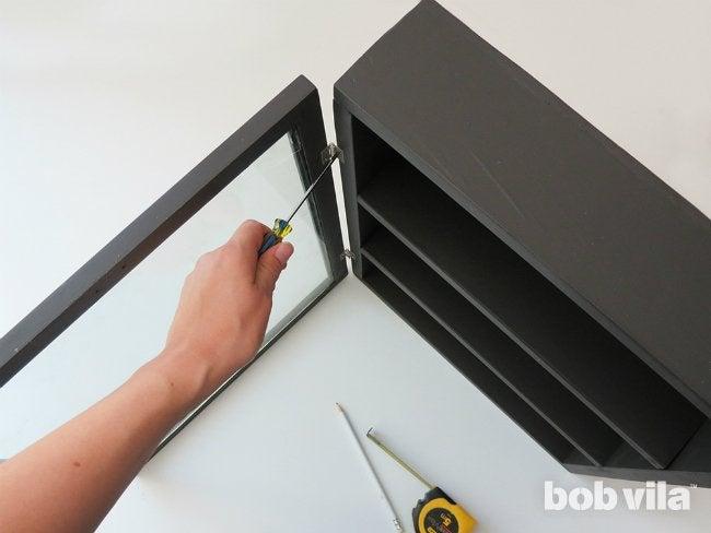 DIY Shadow Box - Step 11