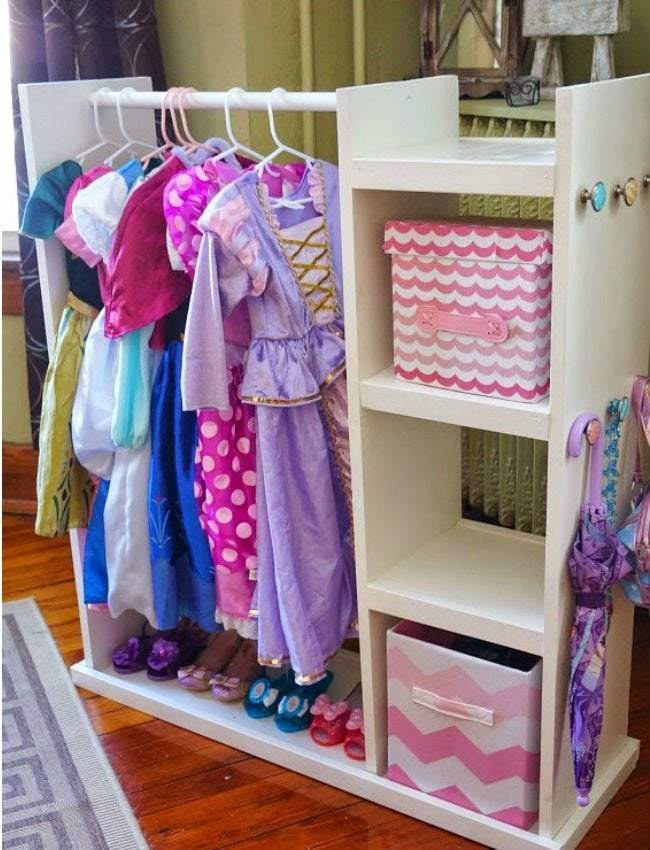 Dress Up Storage - 1
