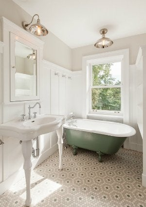 Tiling a Small Bathroom Dos and Donts Bob Vila