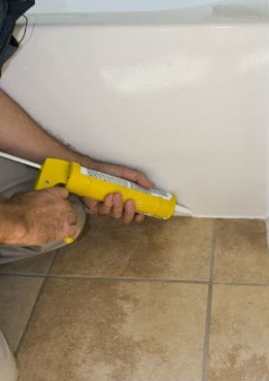 How To Caulk A Shower