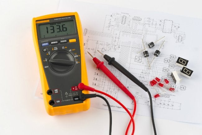 how to use a multimeter bob vila. Black Bedroom Furniture Sets. Home Design Ideas