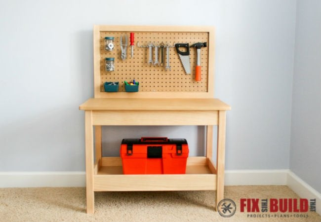 Kids Workbench 1