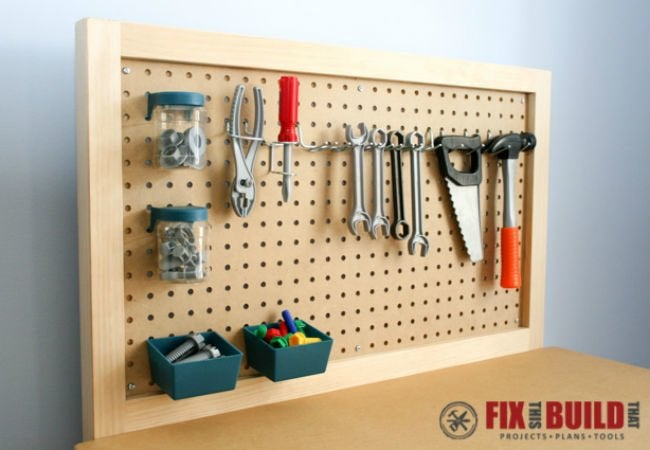 Kids Workbench 3