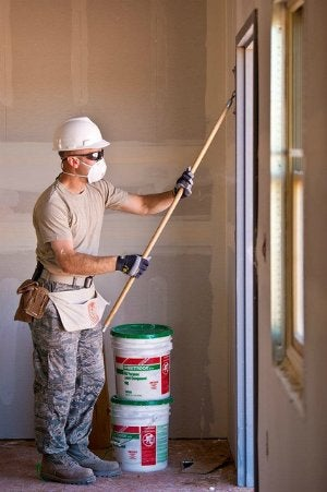 How to Sand Drywall - Sanding Drywall