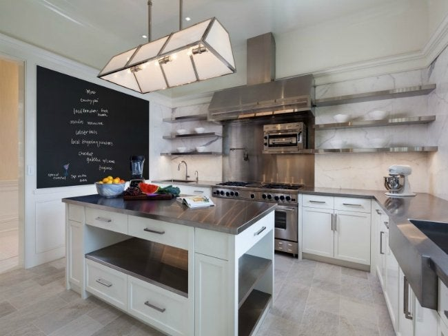 stainless steel countertops - the pros and cons - bob vila