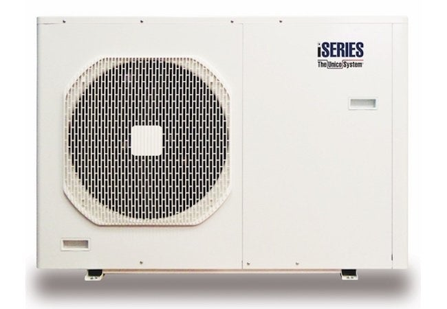 Ductless Heat Pumps - iSeries Outdoor Inverter Unit