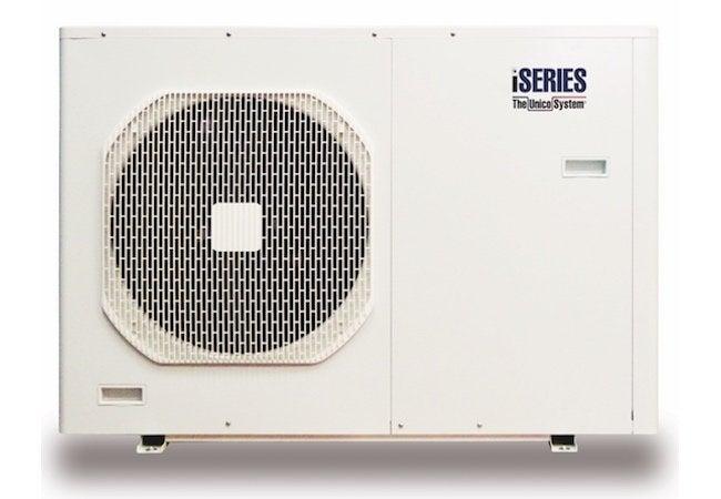 Ductless Heat Pumps - iSeries Outdoor Inverter Unit