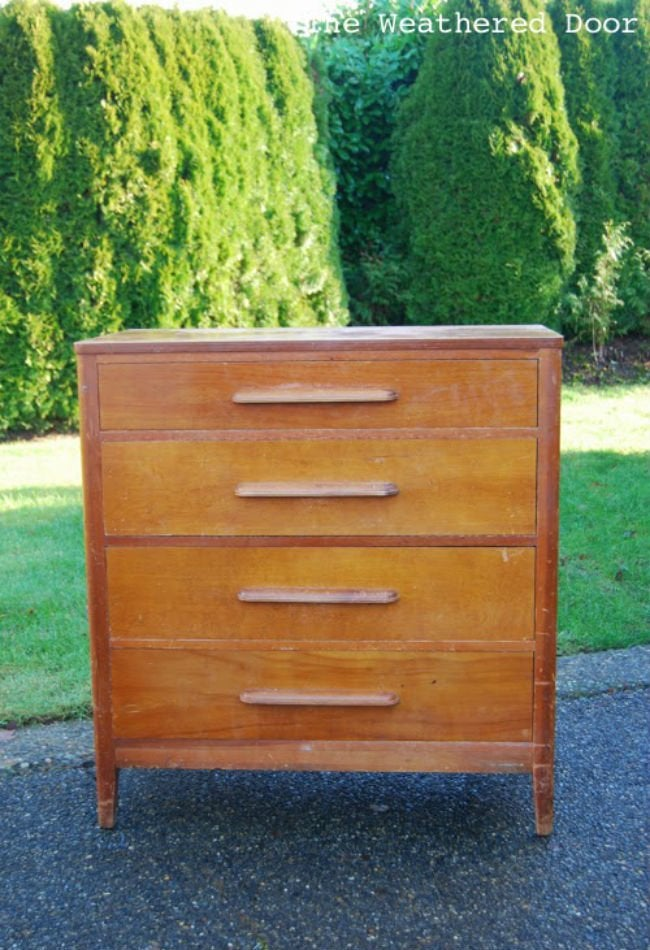 Bob Vila Thumbs Up Triangle Dresser 2