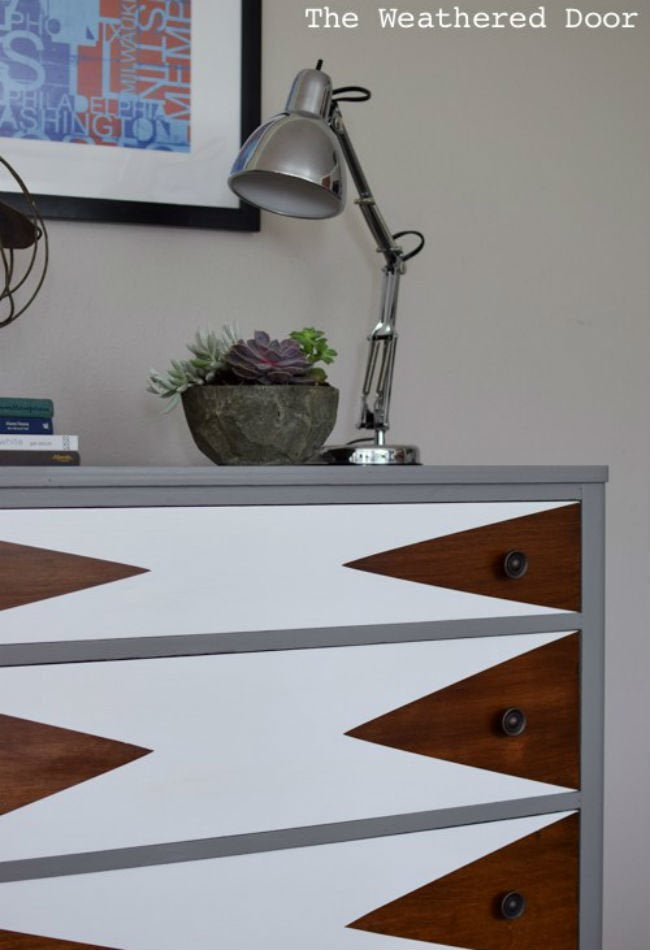 Bob Vila Thumbs Up Triangle Dresser 3