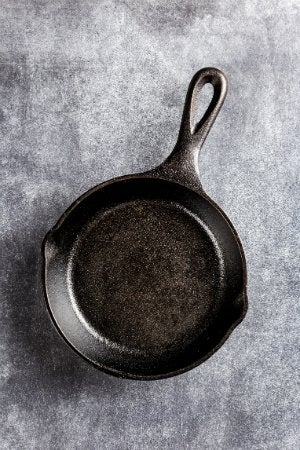 Cleaning Cast Iron - Cast Iron Cooking Pan