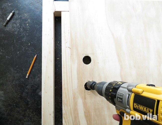 DIY Sliding Door - Step 6