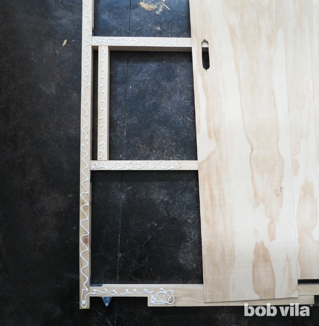 DIY Sliding Door - Step 7