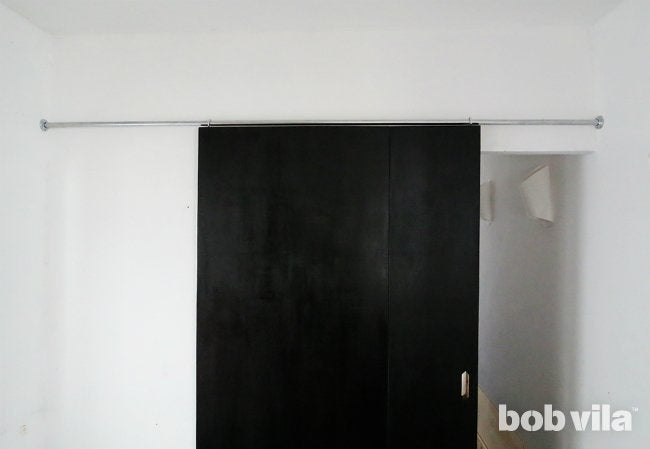 DIY Sliding Door - Step 13