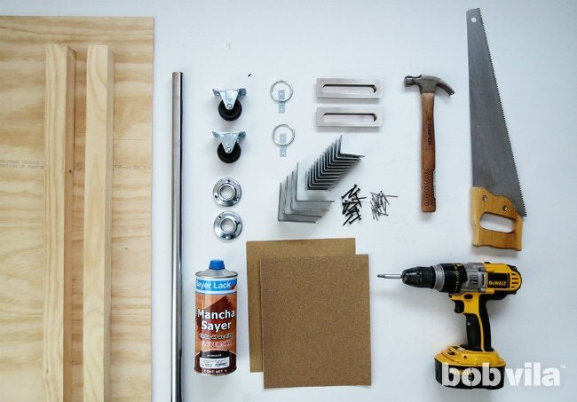 Diy Sliding Door How To Build Your Own Bob Vila