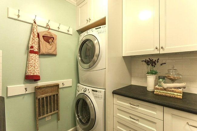 How to Clean a Dryer Vent - Laundry Room Maintenance