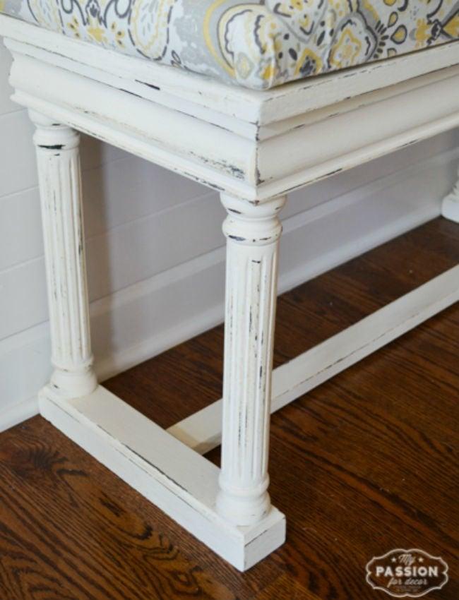 Bob Vila Thumbs Up Piano Bench 3