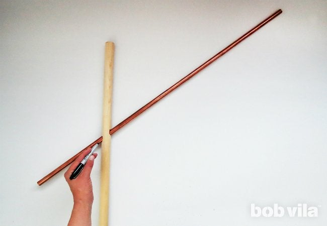 DIY Floor Lamp - Step 6