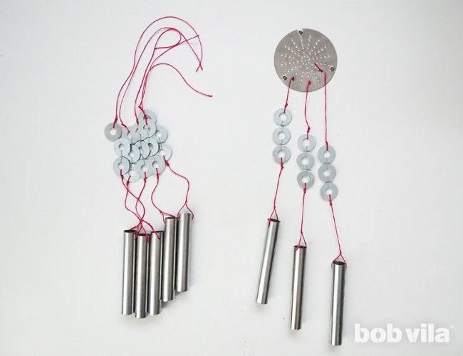 How to Make Wind Chimes - Step 6