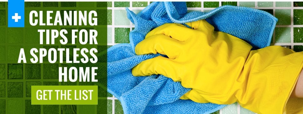 Cleaning Tips for a Spotless Home