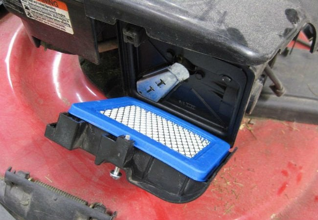 Lawn Mower Air Filter : Lawn mower won t start solutions bob vila