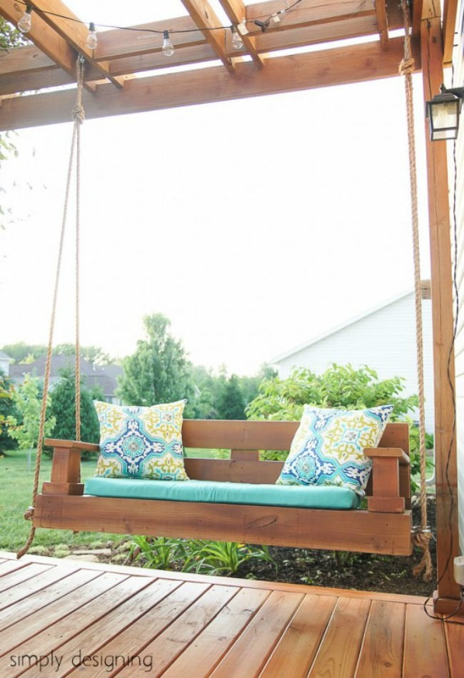 porch swing 3