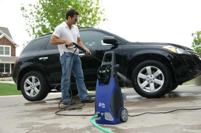 Best Power Washer - AR Blue Clean AR383 Pressure Washer