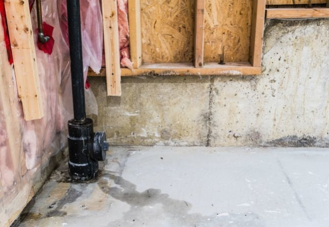 Basement Waterproofing   Leak Good Ideas