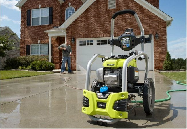 Best Power Washer - Ryobi RY80940 Power Washer