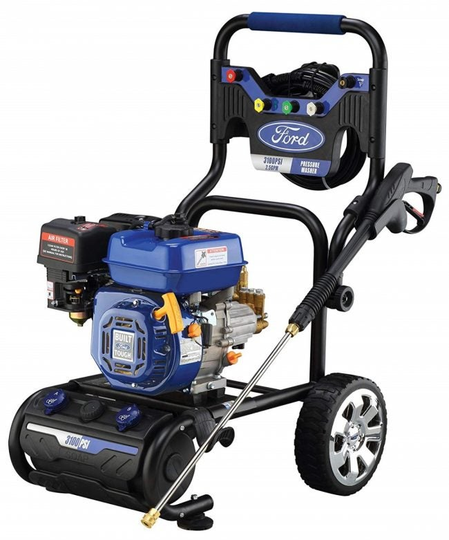 Best Pressure Washer for Distance Washing: Ford