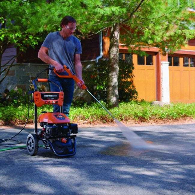 Best Pressure Washer for Driveways: Generac