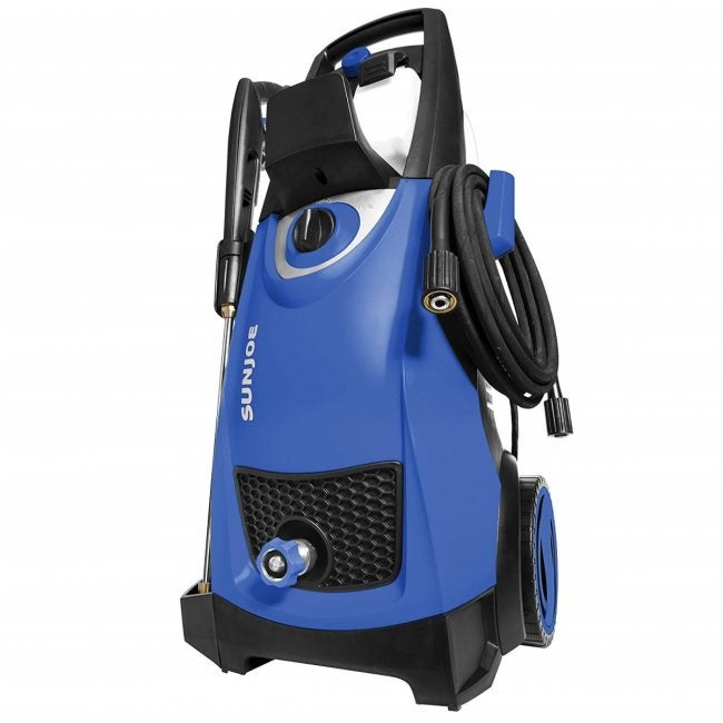 Best Budget Pressure Washer: SunJoe