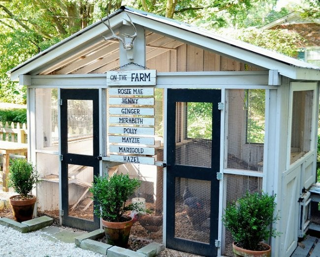 DIY Chicken Coop - 5 Ways to Build Yours - Bob Vila