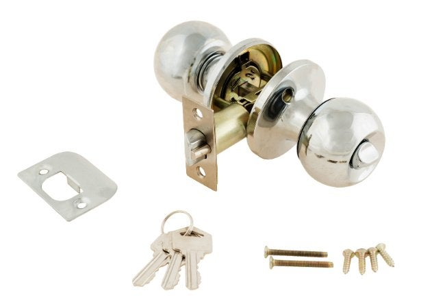 How to Remove a Doorknob - Pieces and Parts