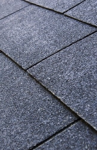 New Roof Benefits - Asphalt Shingles Detail