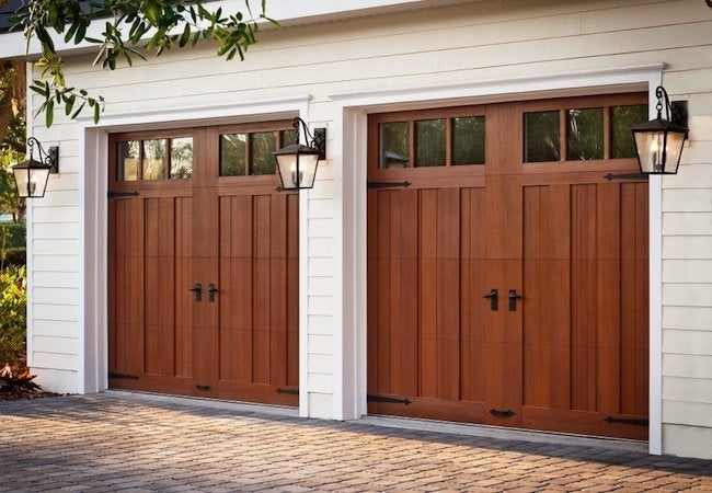 Garage door replacement 3 best reasons to upgrade bob vila Energy efficient garage doors