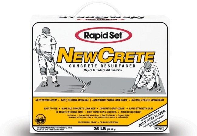 Spalling Concrete - NewCrete
