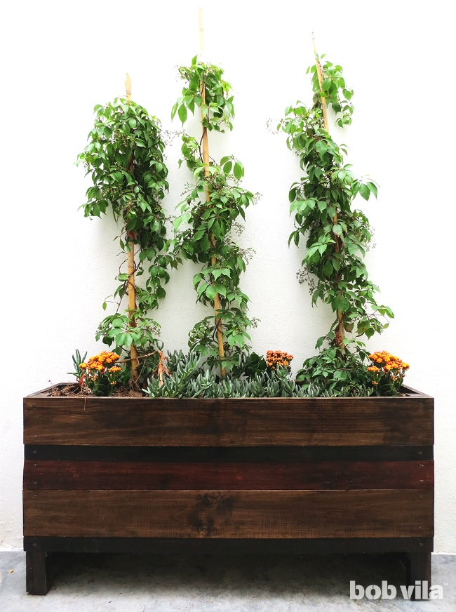 DIY Planter Box - Main