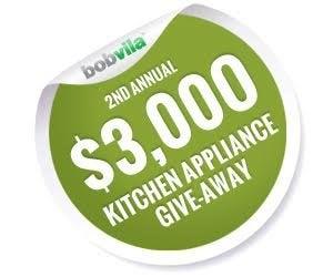 Enter Bob Vila S 2nd Annual 3 000 Kitchen Appliance Give