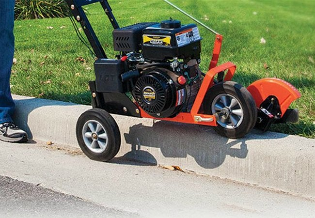 Best Lawn Edger - Ariens Walk-Behind Gas Edger