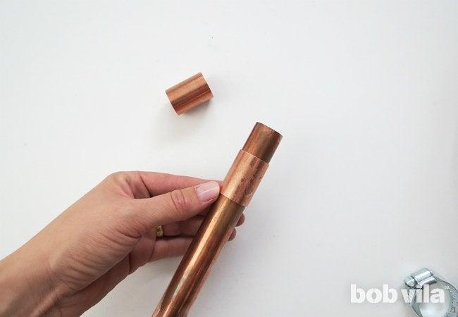 DIY Tiki Torch - Step 4