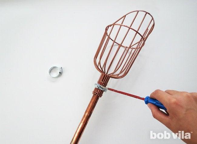 DIY Tiki Torch - Step 5