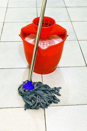 How To Clean Ceramic Tile Bob Vila