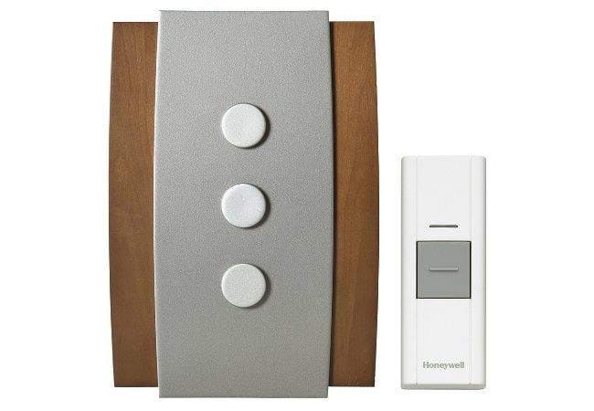 Best Doorbell - Honeywell Decor Series Wireless Door Chime