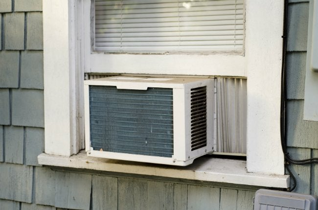 How to Clean AC Coils on a Window Unit