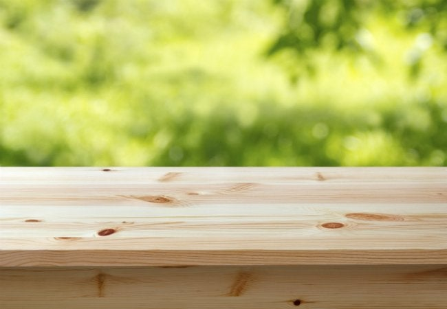 How To Weather Wood With Sunlight And Baking Soda